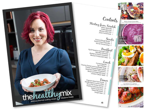 The Healthy Mix I Cookbook