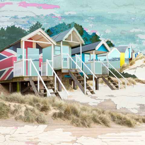 NEW Seascape 53 by Claire Gill (Limited Edition Print)