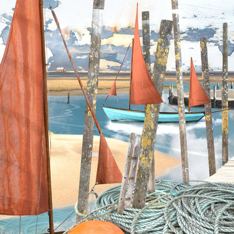 NEW Seascape 54 by Claire Gill (Limited Edition Print)
