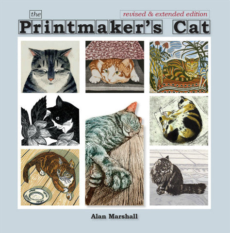 The Printmaker's Cat by Alan Marshall