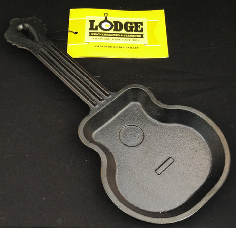 Lodge Guitar Skillet