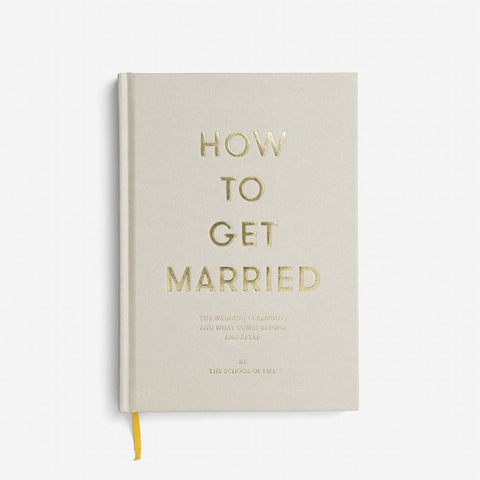 How to Get Married