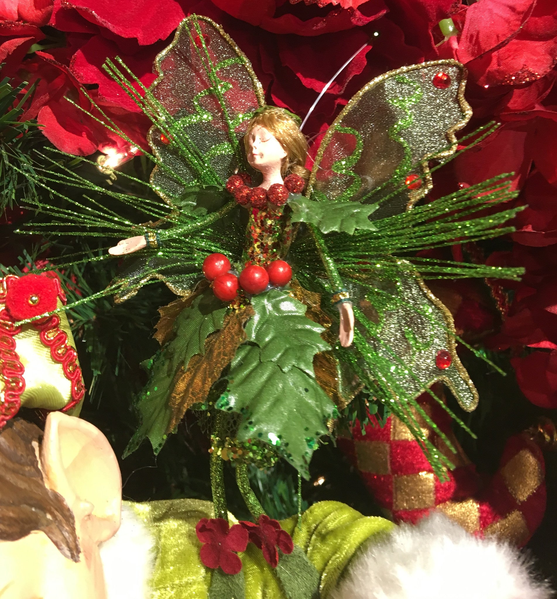 Butterfly Wing Holly Fairy