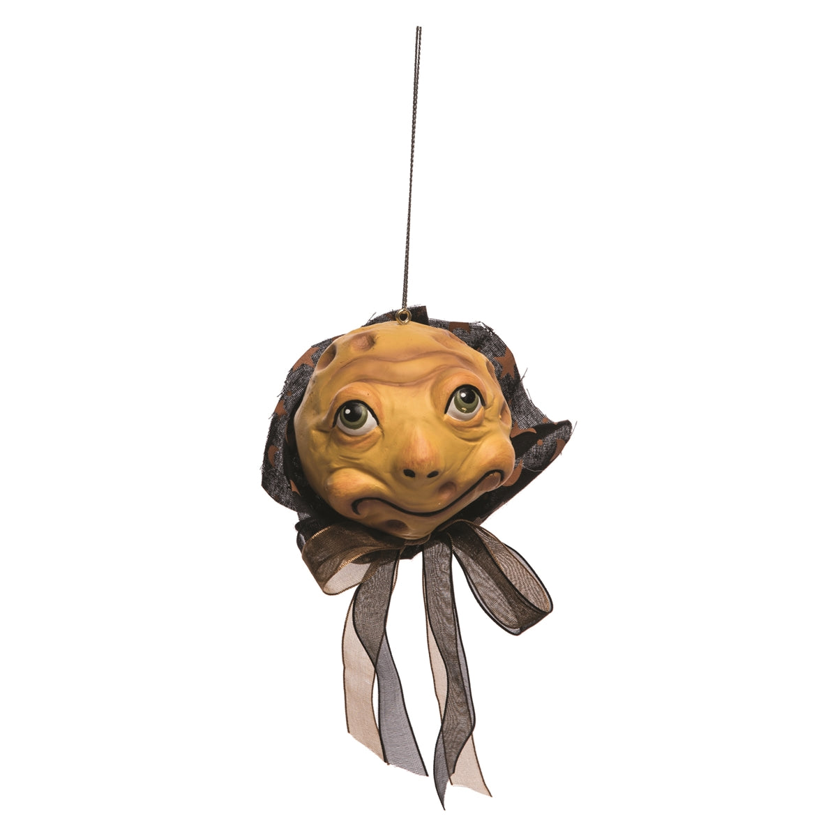 Goldie Moon Ornament