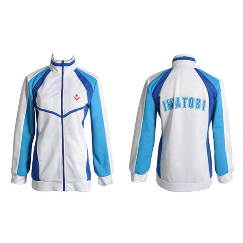 Free! Iwatobi swim club jacket Cosplay