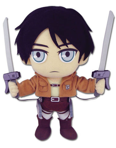 Attack on Titan - Eren  Plushie