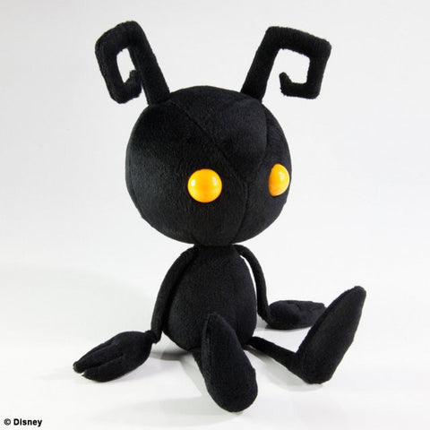 """Kingdom Hearts"" Plush Shadow Heartless"