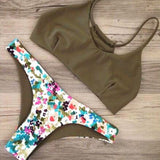 Print Swimwear Bikini Swimsuit