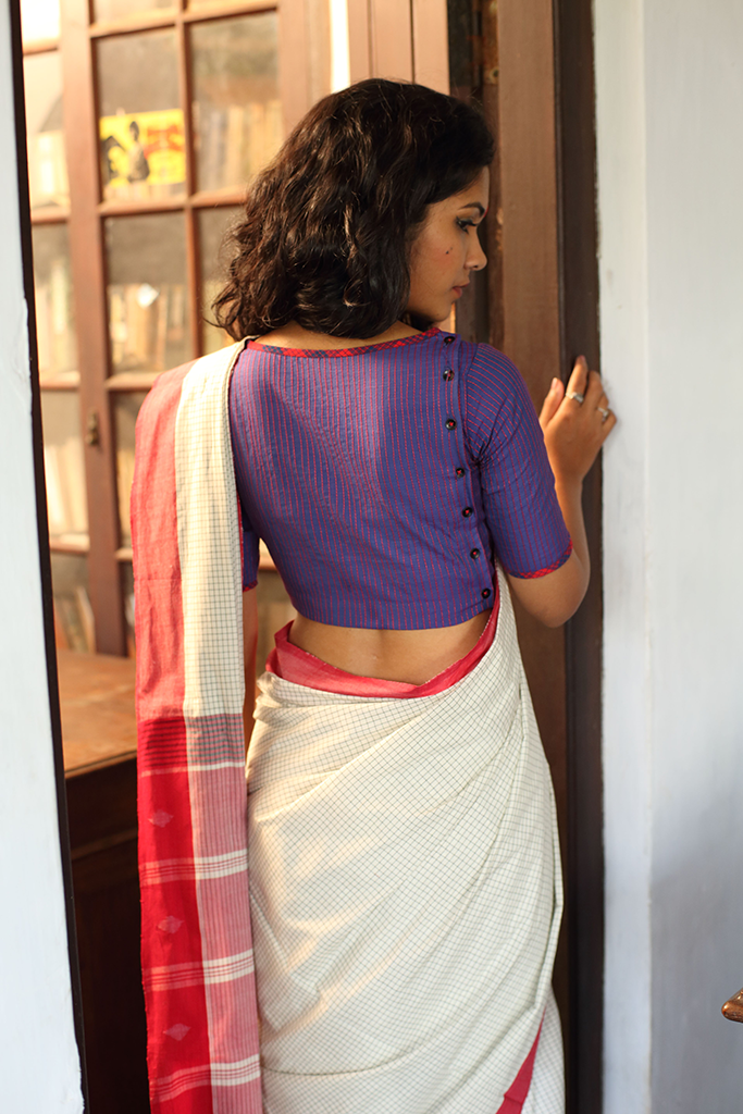 The Katha Blouse