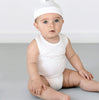 Baby Bodysuit - Marquise Bodysuit Pack of 2 - White