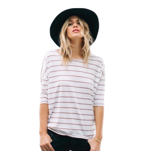 Sloan Top // Krochet Kids // Society B - Fair Trade Products and Gifts that Give Back - 1