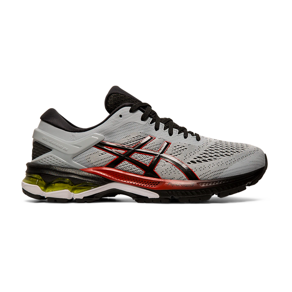 Asics Men's Gel-Kayano 26 Piedmont Grey/Black