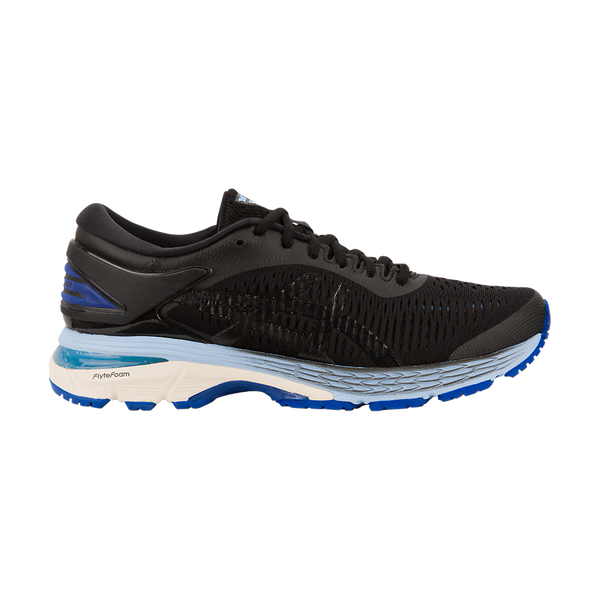 Asics Women's Gel-Kayano 25 Black/Asics Blue