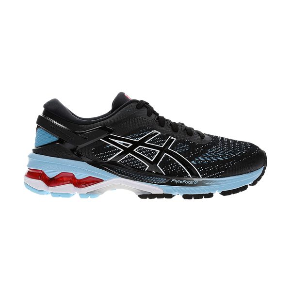 Asics Women's Gel-Kayano 26 Black/Heritage Blue