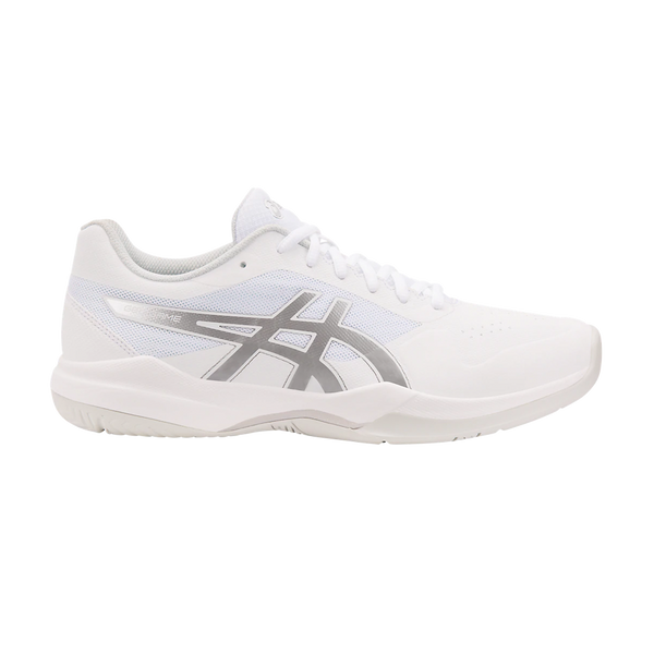 Asics Men's GEL-Game 7 White/Silver