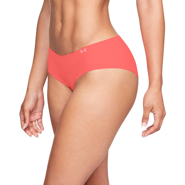 Under Armour Women's Pure Stretch Hipster After Burn