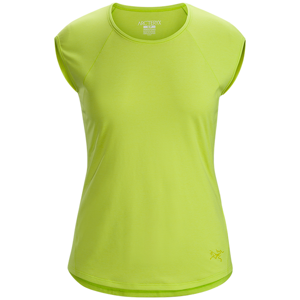 Arc'teryx Women's Kadem S/S Top Electrolyte