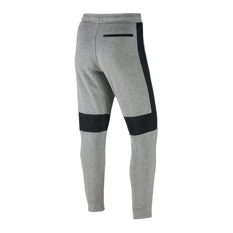Nike Men's Air Hybrid Fleece Cuffed Pants Dark Grey