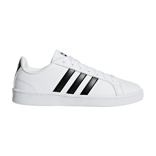 Adidas Women's Cloudfoam Advantage White/Black
