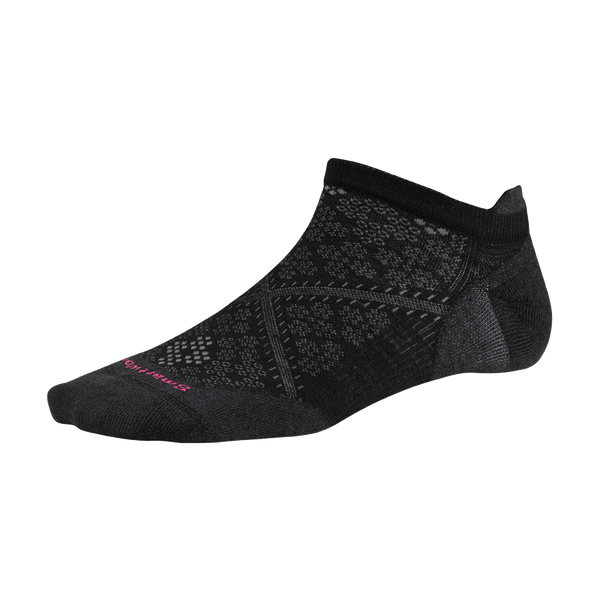 Smartwool Women's PHD Run Ultra Light Micro Black