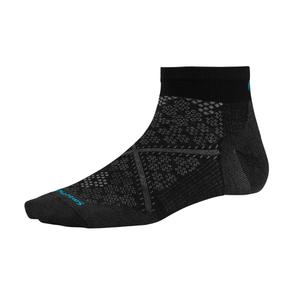 Smartwool Women's PHD Run Ultra Light Low Cut Black