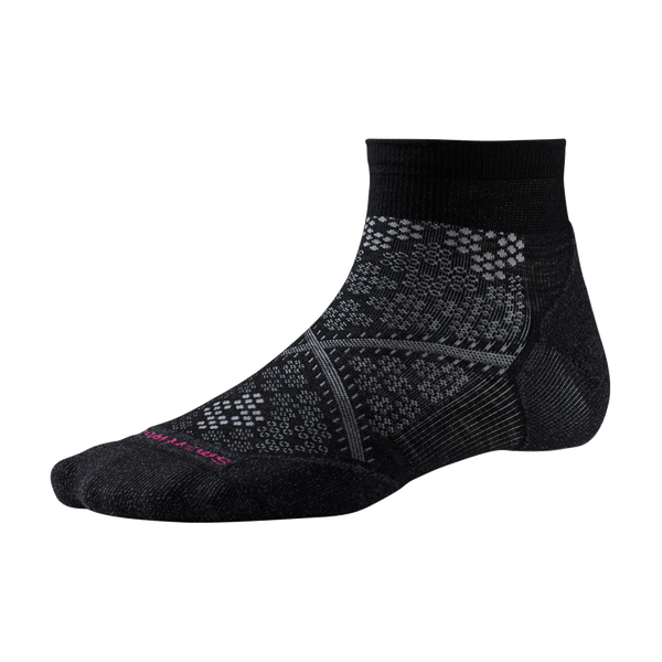 Smartwool Women's PHD Run Light Elite Low Cut Black