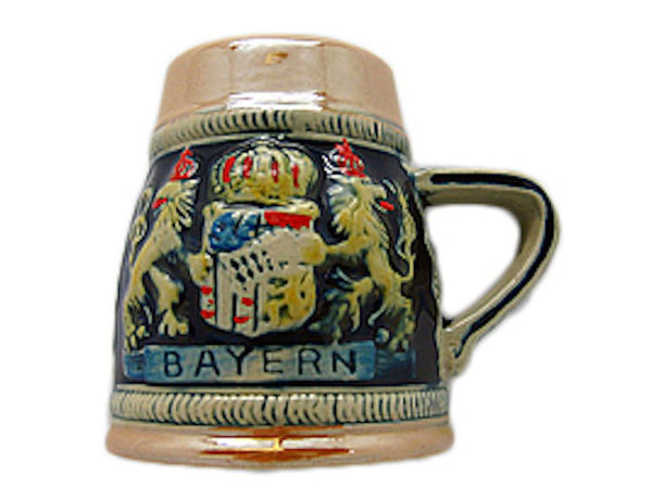 Oktoberfest Beer Stein Fridge Magnet German Bayern - GermanGiftOutlet.com  - 1
