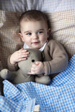 Teddy Bear in Flax Linen