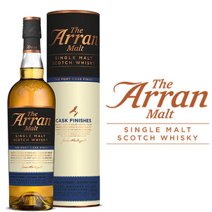 Arran Port Wine Cask Finish