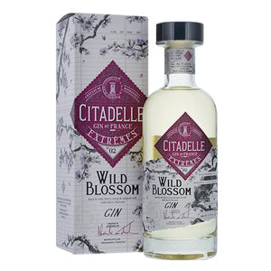 Citadelle Wild Blossom Gin Extreme No°2 70cl