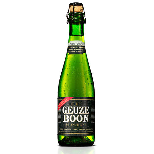 Boon Oude Gueuze 37cl*