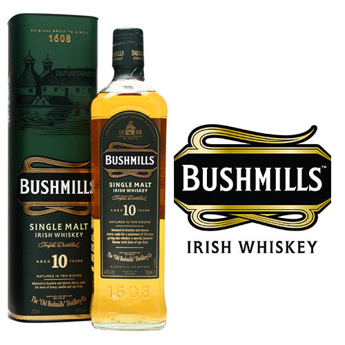 Bushmills 10 year Single Malt