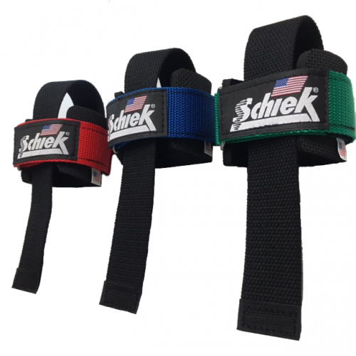Schiek 1000PLS Power Series 2 Lifting Straps Weightlifting CrossFit Bodybuilding New Colors