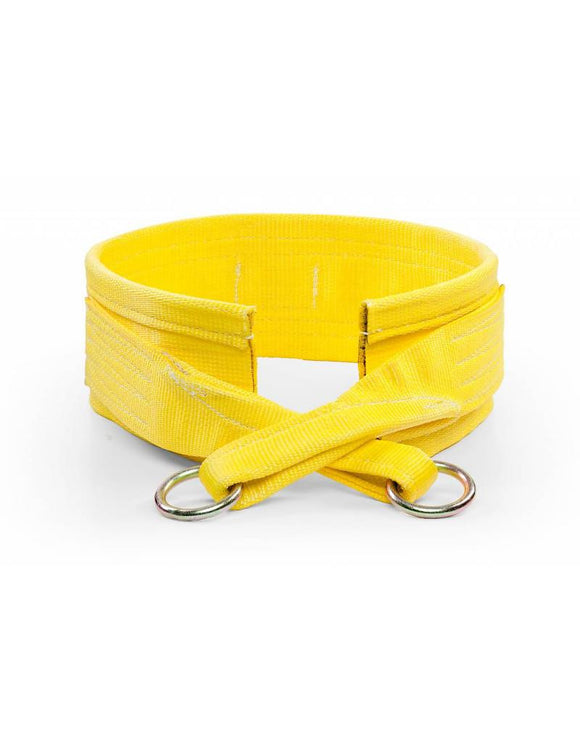 NEW Spud Belt Squat Yellow Belt for weightlifting strength training FREE USA shipping