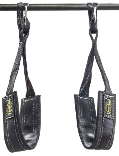 Spud Heavy Duty Hanging Abdominal Straps 1 Pair The Last Ab Strap You Will Buy