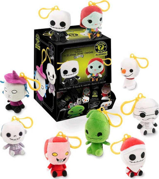 The Nightmare Before Christmas | Plush MYSTERY MINIS [BLIND BAG]