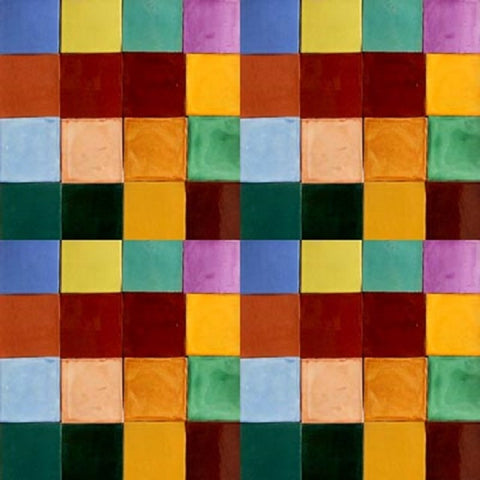 Mexican Color Tile Mix