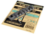Link Rail Section 7 Slots-QD featured - Patent Pending