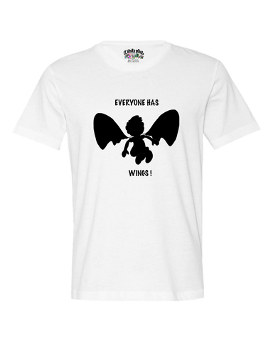 Everyone Has Wings UNISEX-T