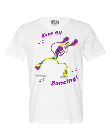 Dancy Oop Unisex-T