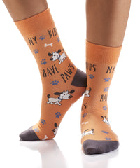 Animal Lover: Women's Crew Socks