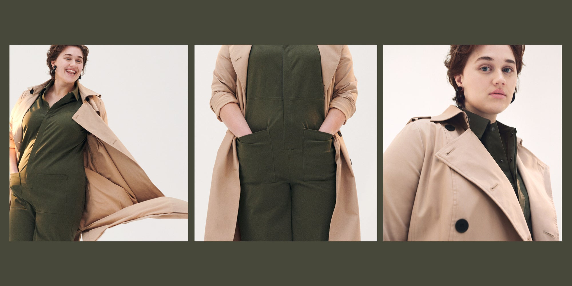 Style Mini: The Military-Inspired Jumpsuit