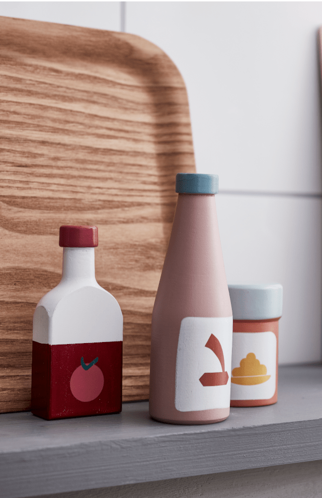 Kids Concept - Bottle Set