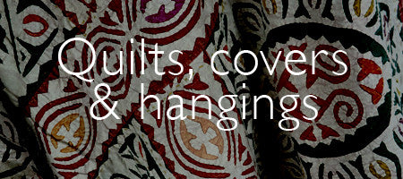 Quilts, covers & hangings