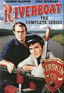 RIVERBOAT (BURT REYNOLDS) (NBC 1959-61)