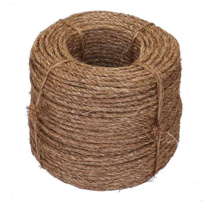 1/4-Inch Twisted Manila Rope