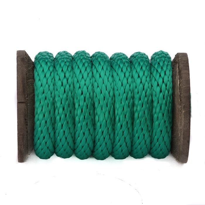 Solid Braid MFP Derby Utility Rope (Green)