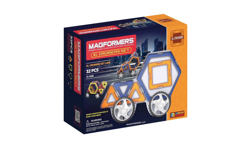 Magformers XL/Cruisers