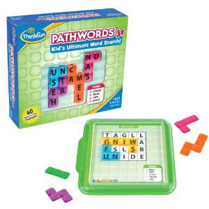 Pathwords Jr.