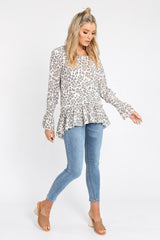 Love Shack Top | WHITE -SALE